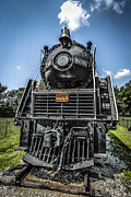 Reprint Art - Locomotive by Chris Smith