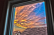 Interesting Clouds Framed Prints - Looking Out Framed Print by Paul St George