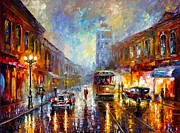 Leonid Afremov - Los Angeles 1920