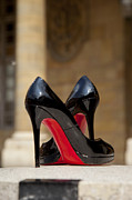 Expensive Photos - Louboutin Heels by Brian Jannsen