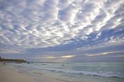 Dawn - Mackerel Sky by Sean Griffin