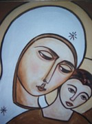 Michael C Doyle - Madonna and child 1