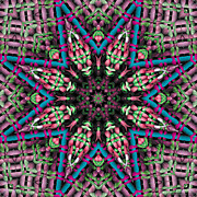 New Age Art Posters - Mandala 31 Poster by Terry Reynoldson