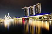 Fototrav Print - Marina Bay Sands Singapore
