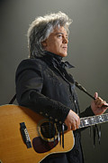 Marty Stuart Print by Don Olea