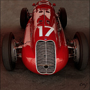 Curt Johnson - Maserati 4 CL 1939...