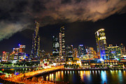 Fir Mamat - Melbourne at Night