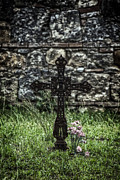 Grave Photo Metal Prints - Memories Metal Print by Joana Kruse