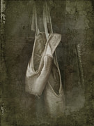 Ballet Slippers Prints - Memories Print by Richard Cummings