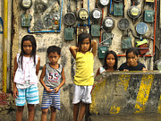 Manila Photos - Meters by Derek Selander