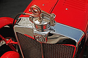 Curt Johnson Metal Prints - MG NE Corkscrew Cap Metal Print by Curt Johnson