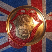 Mick Mixed Media - Mick Jagger by Jeepee Aero