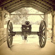 Mickey Harkins - Military Cannon Fort...