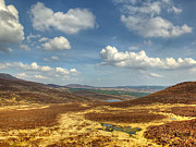 S1 Photos - Moulin Moor Perthshire by Davy Nelson