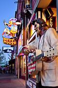 Music City Usa Print by Brian Jannsen