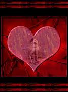 My Hearts Desire Print by Kurt Van Wagner
