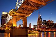 Nashville Tennessee Print by Brian Jannsen
