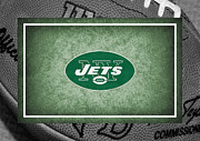 Sanchez Prints - New York Jets Print by Joe Hamilton
