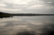 Gigapan Framed Prints - Newnans Lake Framed Print by William Ragan