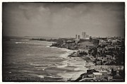 Puerto Rico Metal Prints - Old San Juan Metal Print by Dado Molina