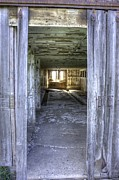 Abandonded Photos - Once upon a barn by David Bearden