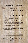 Paine: Common Sense, 1776 Print by Granger