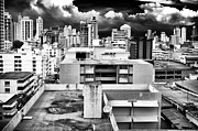Ciudad Prints - Panama City Print by John Rizzuto