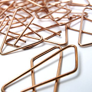 Bernard Jaubert - Paper clip