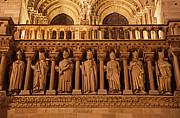 Paris France - Notre Dame De Paris - 01135 Print by DC Photographer