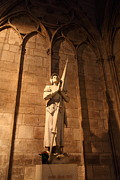 Lady Photo Prints - Paris France - Notre Dame de Paris - 01137 Print by DC Photographer