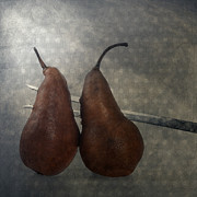 Two Pair Posters - Pears Poster by Joana Kruse