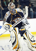 Pekka Rinne Print by Don Olea