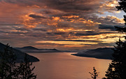 Leland Howard - Pend Oreille Sunrise