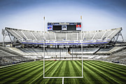 Pennsylvania State University Prints - Penn State Print by Chris Smith