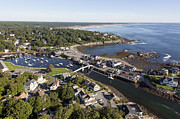 Ogunquit Prints - Perkins Cove, Ogunquit Print by Dave Cleaveland