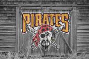 Pittsburgh Pirates Print by Joe Hamilton
