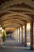 Arched Prints - Place des Vosges Print by Brian Jannsen