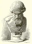 Plato  Print by English School