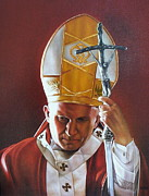 Mahto Hogue - Pope John Paul II
