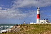 Portland Lighthouse Framed Prints - Portland Bill Framed Print by Joana Kruse
