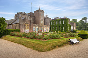 Mansion Photo Prints - Powderham Castle Print by Joana Kruse