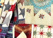 Quilts Photos - Quilts for Sale by Janette Boyd