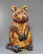 Mouse Ceramics - Quokka by Jeanette K
