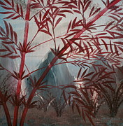Mark Beach - Red Bamboo