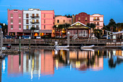 Fernandina Beach Framed Prints - Reflections Of Fernandina Framed Print by Scott Moore