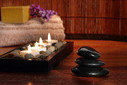 Aromatherapy Photos - Relaxation by Olivier Le Queinec