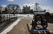 Medieval Castle Photos - Rochester Castle by Dawn OConnor