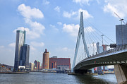 Harbour Framed Prints - Rotterdam Framed Print by Joana Kruse