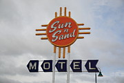 Storm Prints Photo Posters - Route 66 - Santa Rosa New Mexico Poster by Frank Romeo