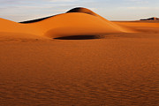 Sahara Photos - Sahara Sand Dunes by Robert Preston
